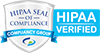 HIPPA Verified Seal