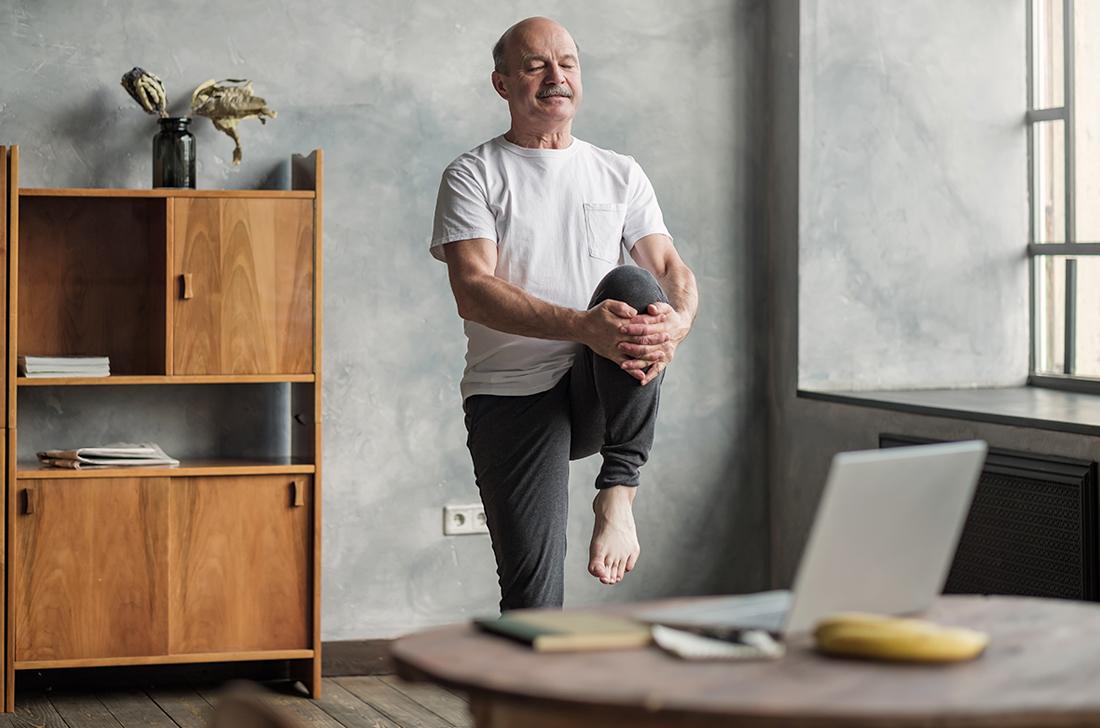 Balance exercises