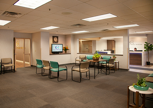 Center for Family Medicine - About CFM | Waiting Room
