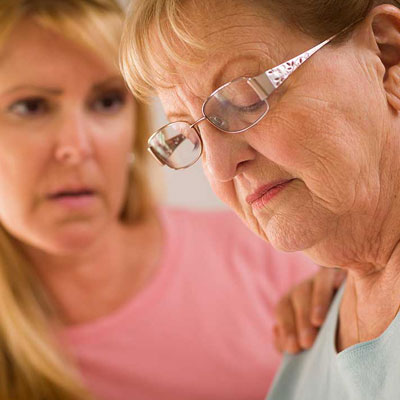 signs your elderly parent may need help: Center for Family Medicine